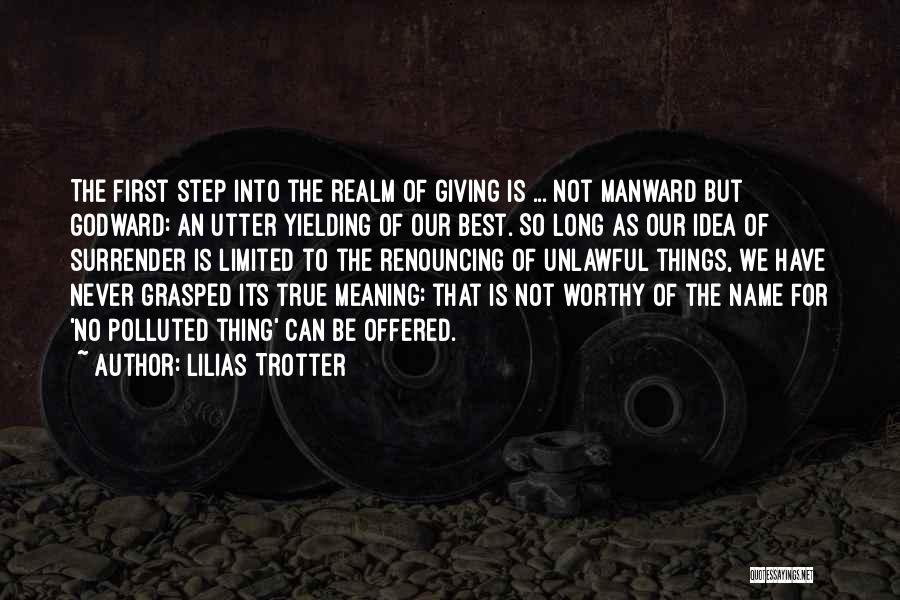 Lilias Trotter Quotes 1478536