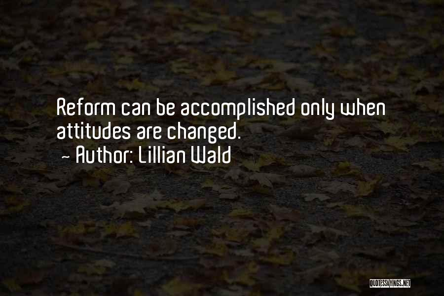 Lillian Wald Quotes 1771671