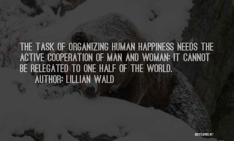 Lillian Wald Quotes 1841555