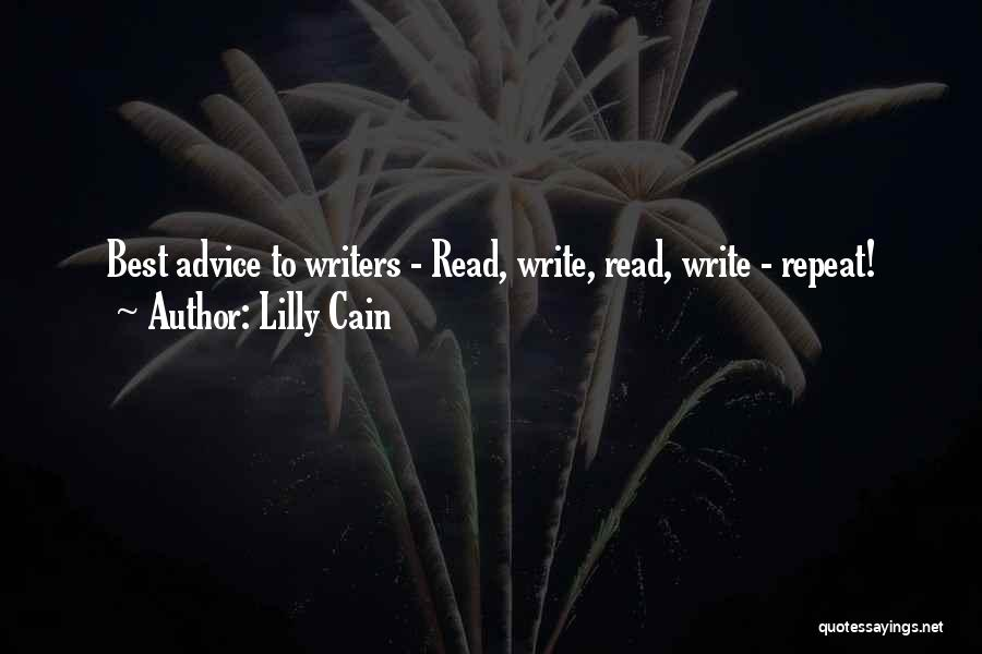Lilly Cain Quotes 442081
