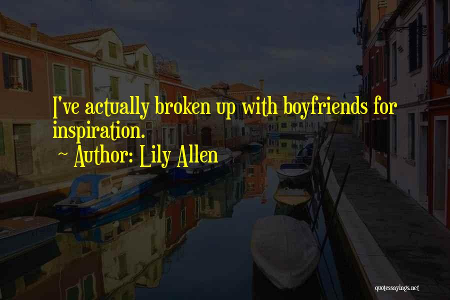 Lily Allen Quotes 343302