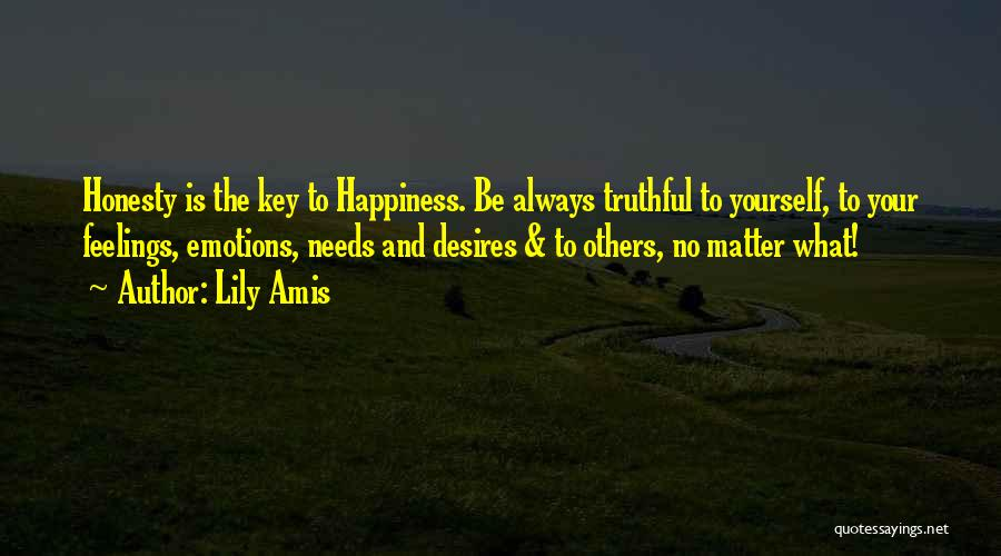 Lily Amis Quotes 1247875