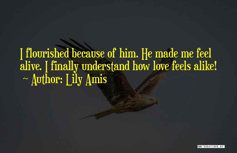 Lily Amis Quotes 1265951