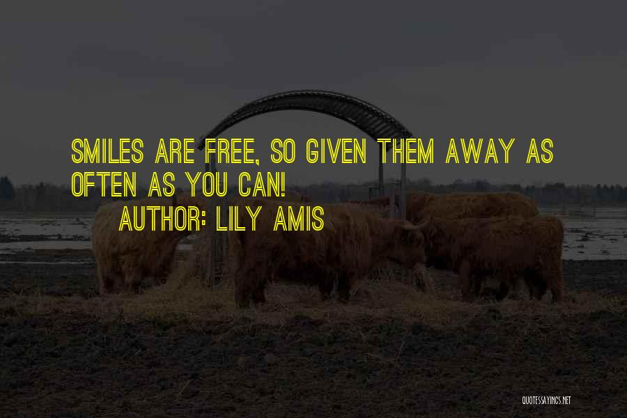 Lily Amis Quotes 1638983