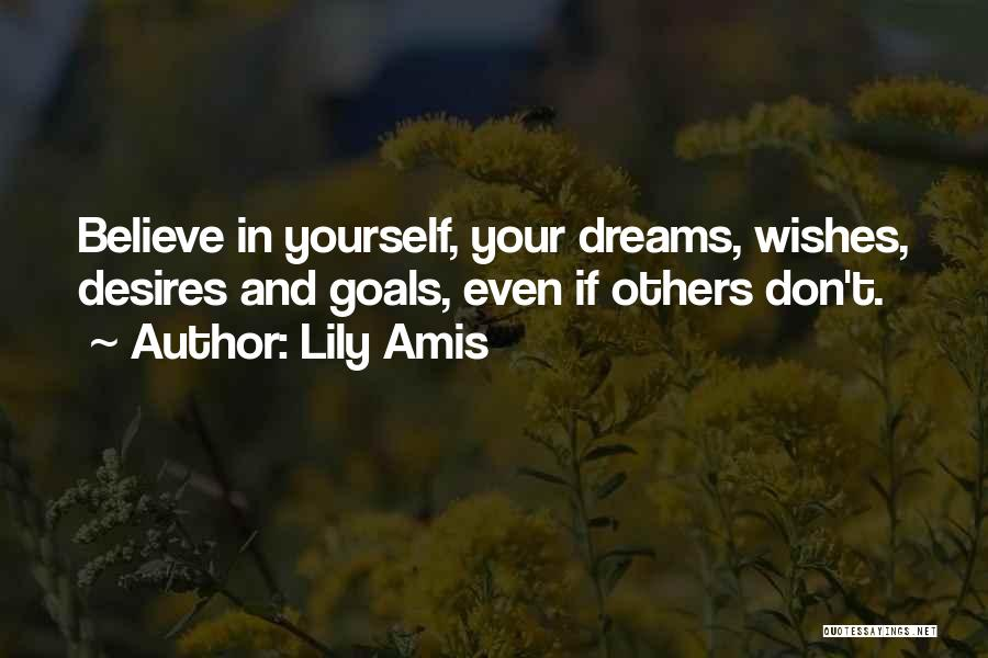 Lily Amis Quotes 1664928