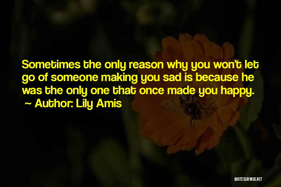 Lily Amis Quotes 1779397