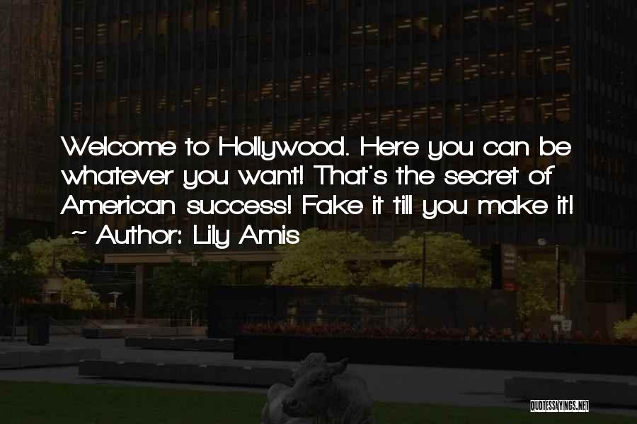 Lily Amis Quotes 1788114
