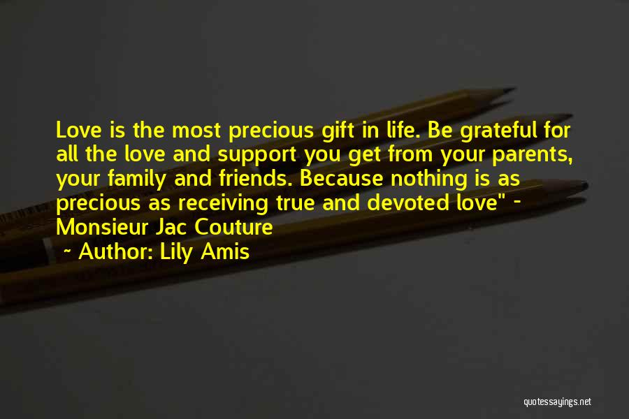 Lily Amis Quotes 1933185