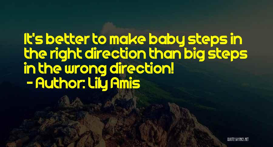 Lily Amis Quotes 2177625