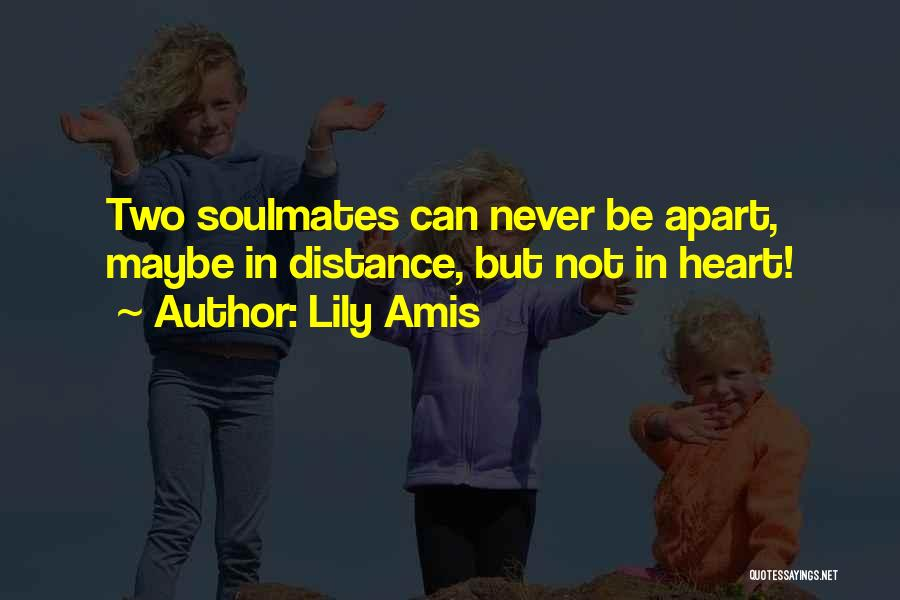 Lily Amis Quotes 395785