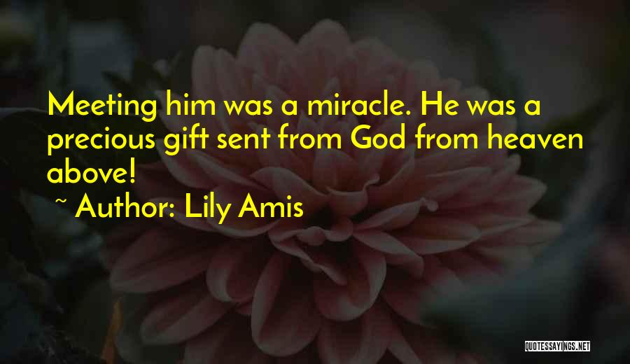 Lily Amis Quotes 529461