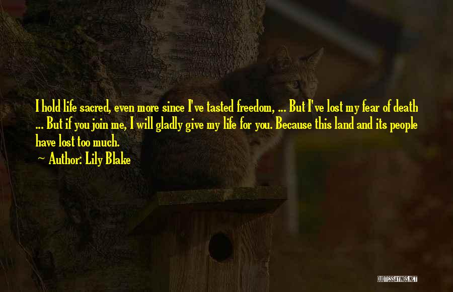 Lily Blake Quotes 1011371