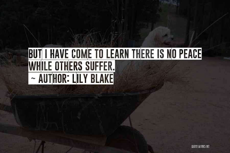 Lily Blake Quotes 82384