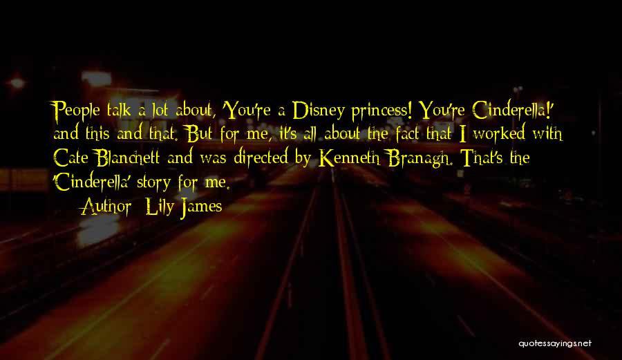 Lily James Quotes 260659