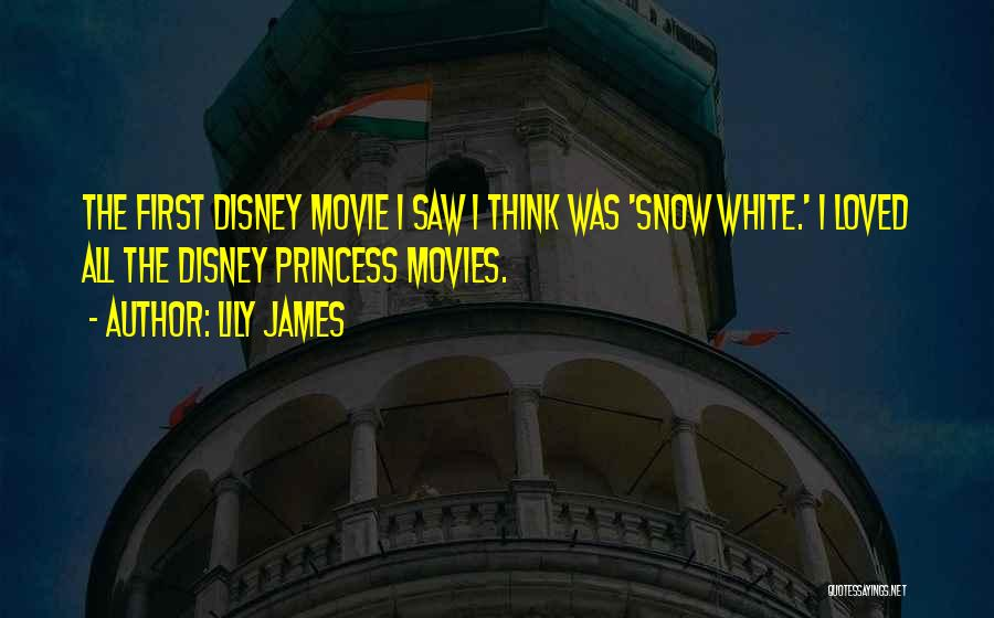 Lily James Quotes 358061