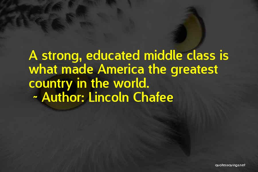 Lincoln Chafee Quotes 1979419