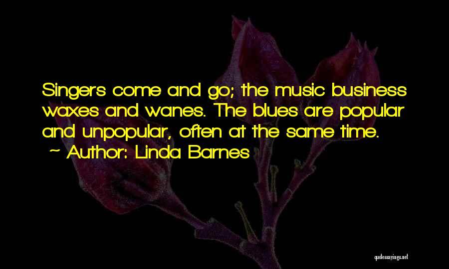Linda Barnes Quotes 338578
