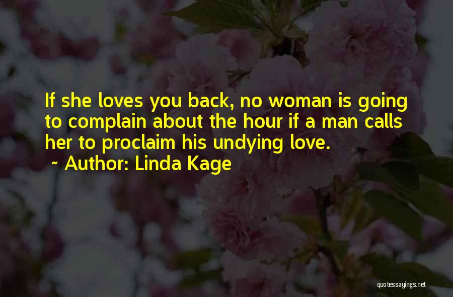 Linda Kage Quotes 128151