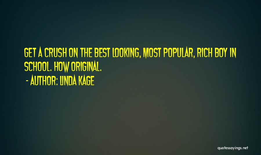 Linda Kage Quotes 271671