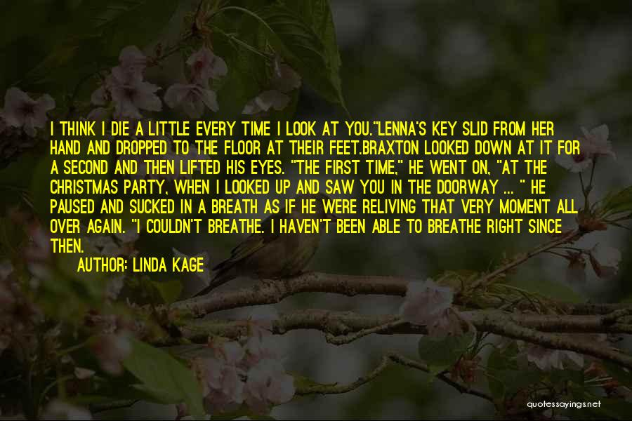 Linda Kage Quotes 909105