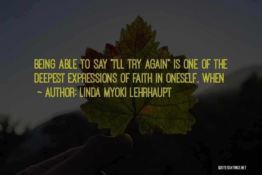 Linda Myoki Lehrhaupt Quotes 456427