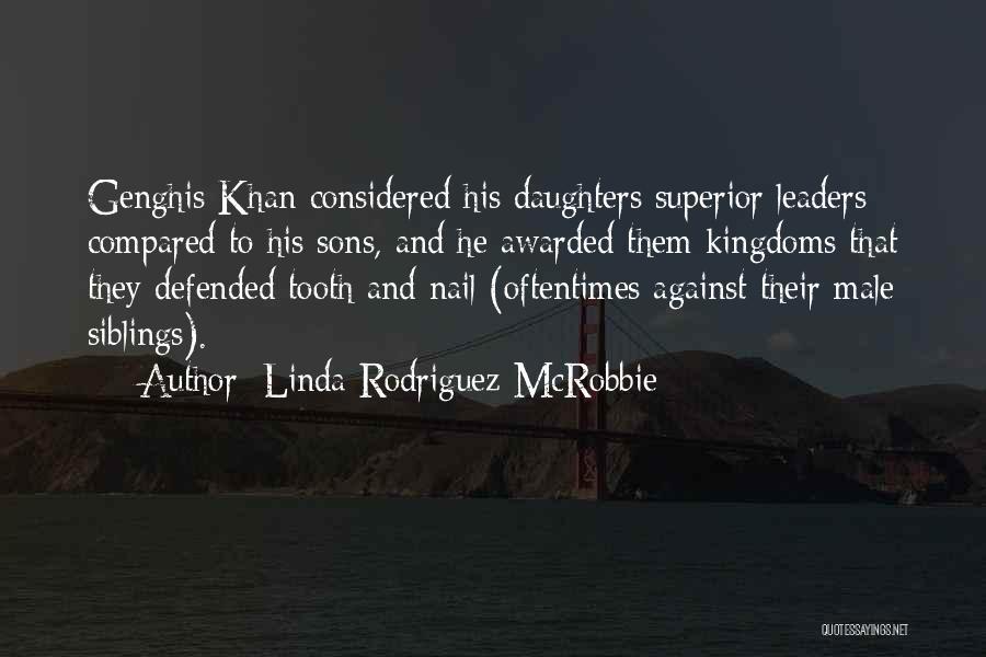 Linda Rodriguez McRobbie Quotes 1276192