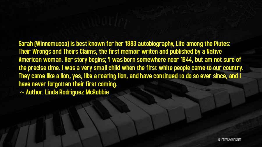 Linda Rodriguez McRobbie Quotes 707933