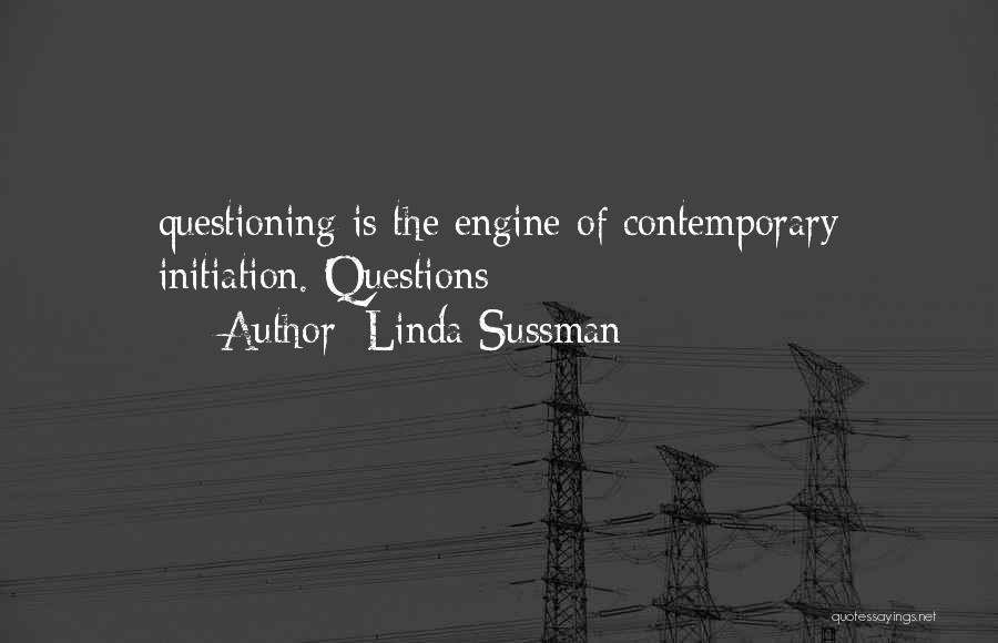 Linda Sussman Quotes 347948