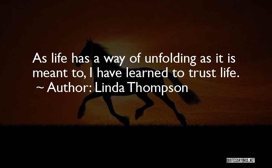 Linda Thompson Quotes 1792589