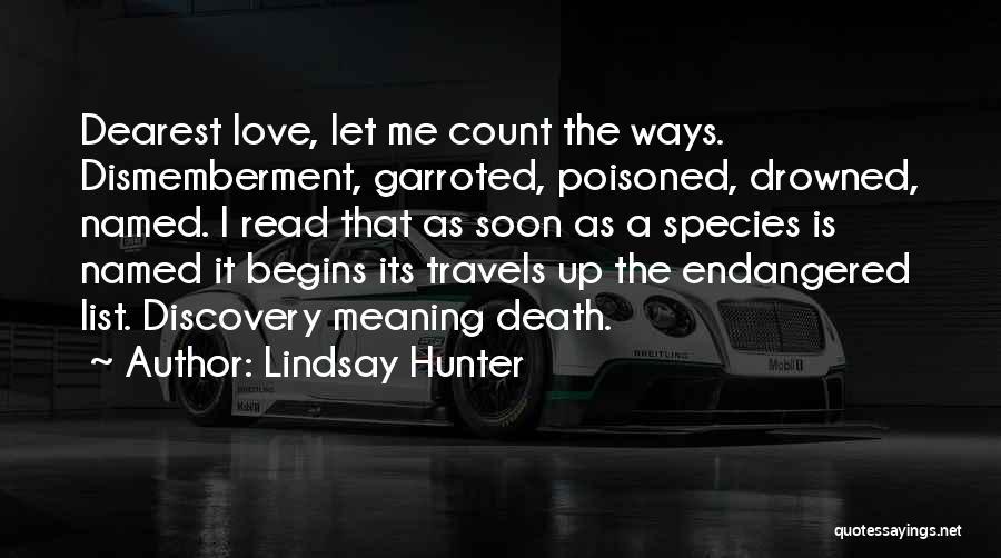 Lindsay Hunter Quotes 2150120