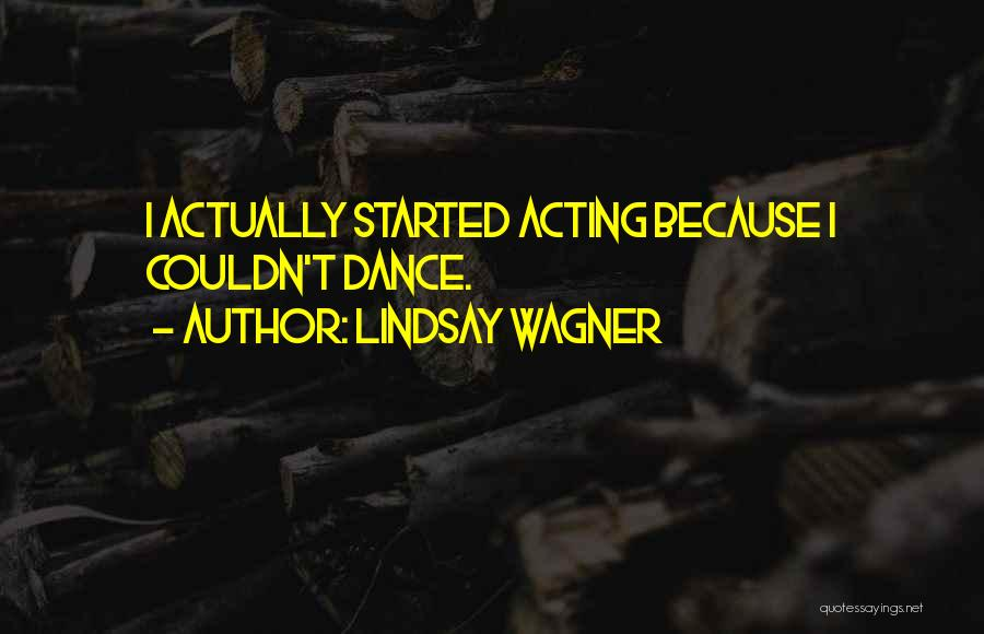 Lindsay Wagner Quotes 1505051