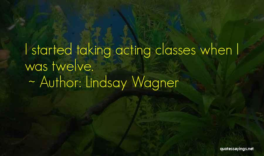 Lindsay Wagner Quotes 1856955