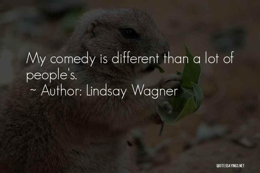 Lindsay Wagner Quotes 333660