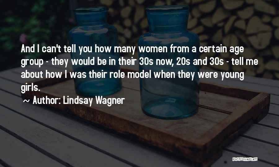 Lindsay Wagner Quotes 456214