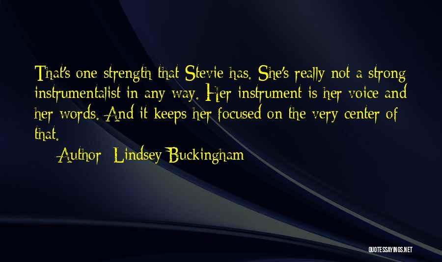 Lindsey Buckingham Quotes 1413058