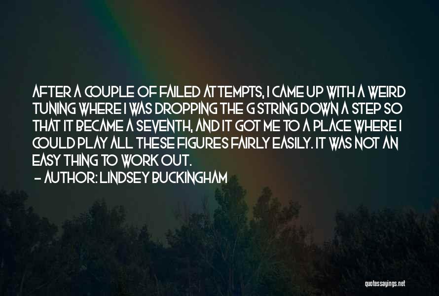 Lindsey Buckingham Quotes 1681865