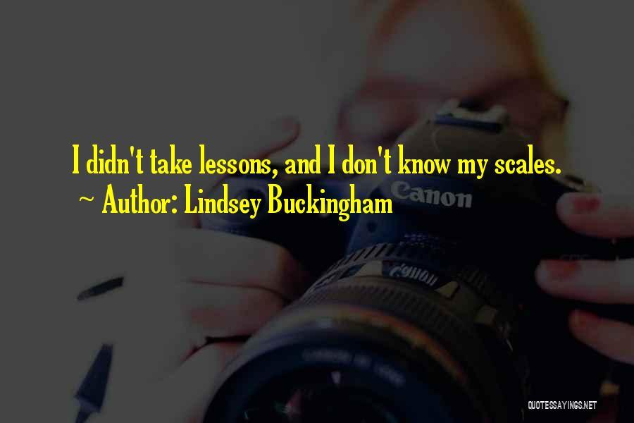 Lindsey Buckingham Quotes 1854384