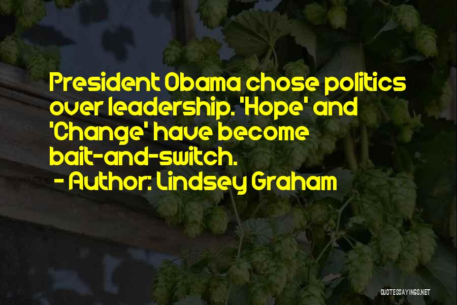 Lindsey Graham Quotes 1803346