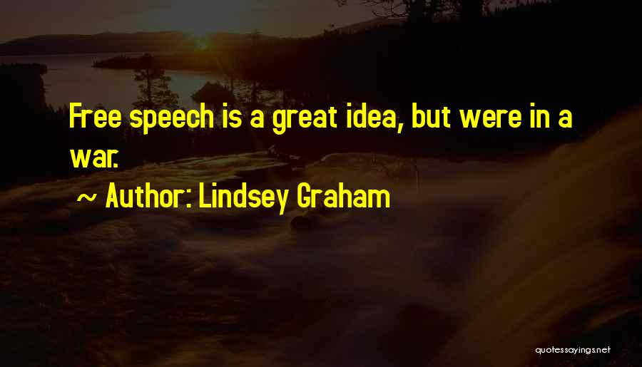 Lindsey Graham Quotes 95154