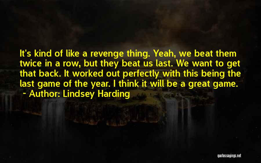 Lindsey Harding Quotes 1808745