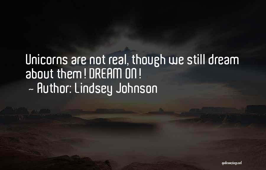 Lindsey Johnson Quotes 604173