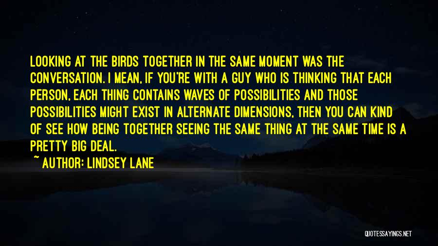 Lindsey Lane Quotes 235106