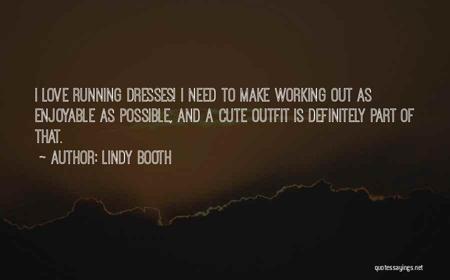 Lindy Booth Quotes 1285998