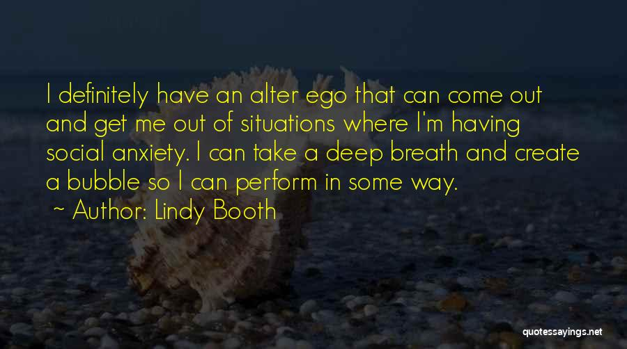 Lindy Booth Quotes 1625365