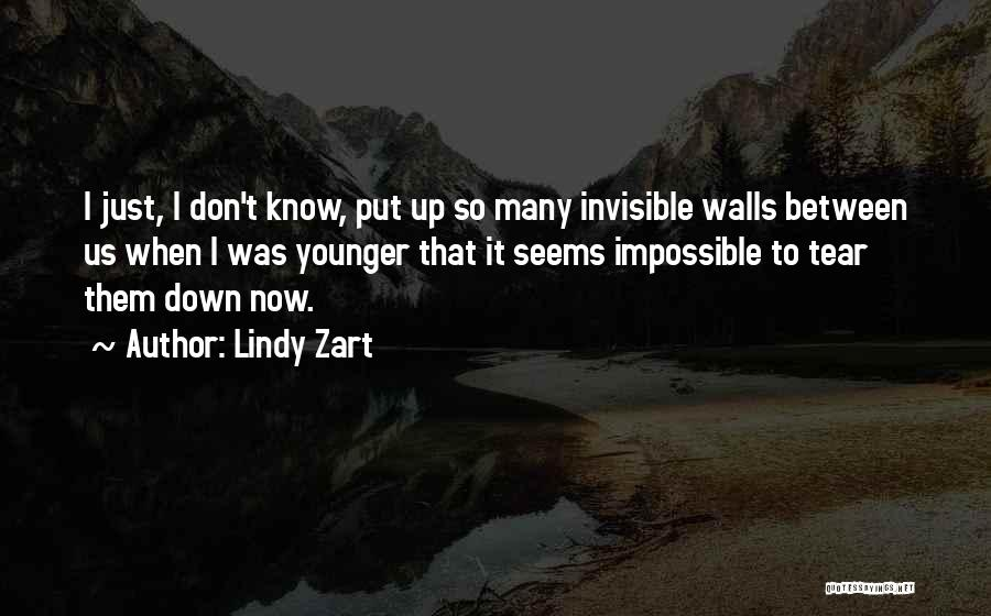 Lindy Zart Quotes 1015997