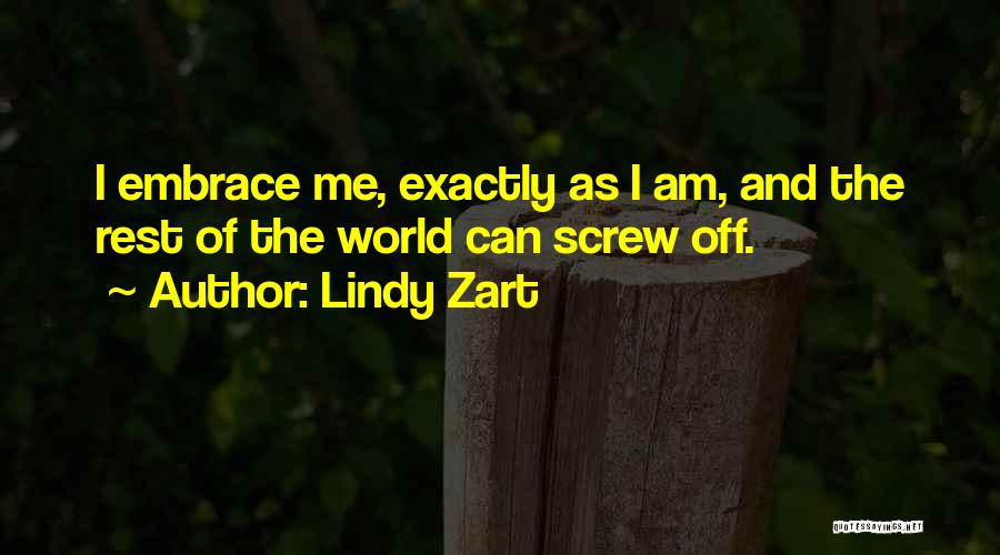 Lindy Zart Quotes 1089888