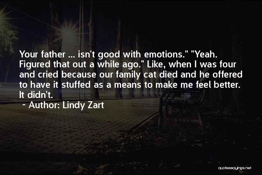 Lindy Zart Quotes 1169719