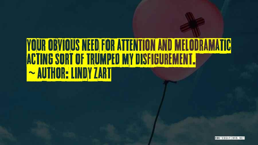 Lindy Zart Quotes 1245344