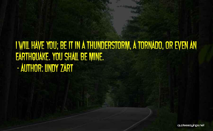 Lindy Zart Quotes 1349522