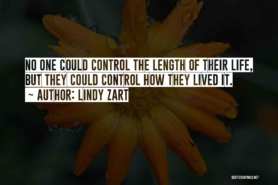 Lindy Zart Quotes 151503